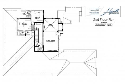21013 2nd Flr Plan
